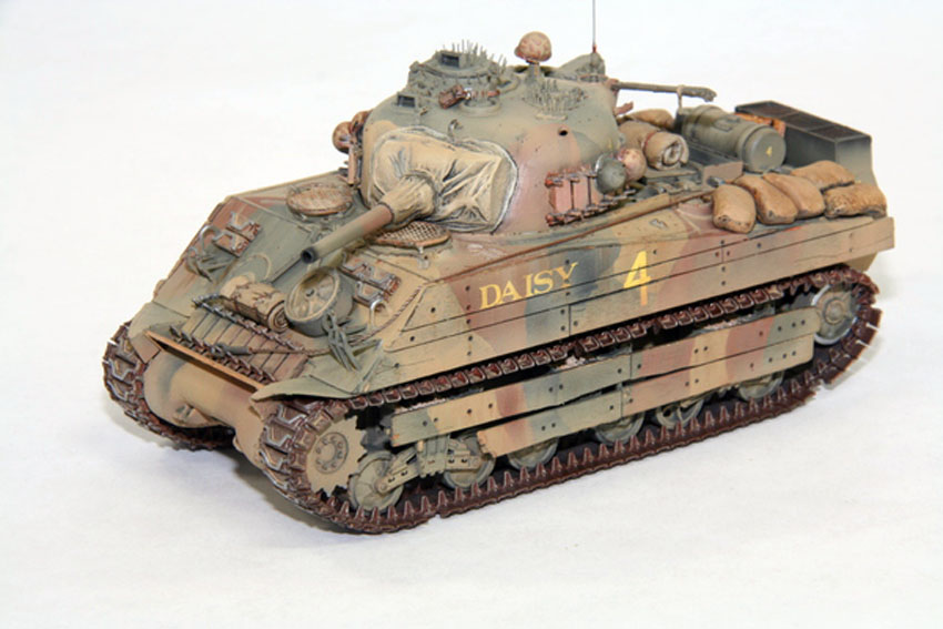 Dragon 1/35 scale Sherman M4A3 - FineScale Modeler