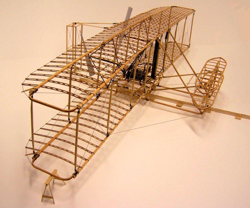 Model Airways 1 16 Wright Flyer Finescale Modeler