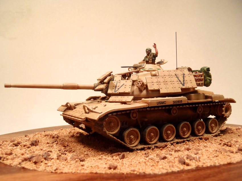 1:72 M60A1 Sonstige