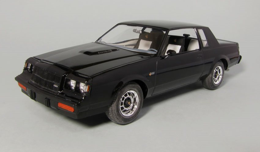 revell 1 25 scale 39 87 buick grand national finescale modeler. Cars Review. Best American Auto & Cars Review