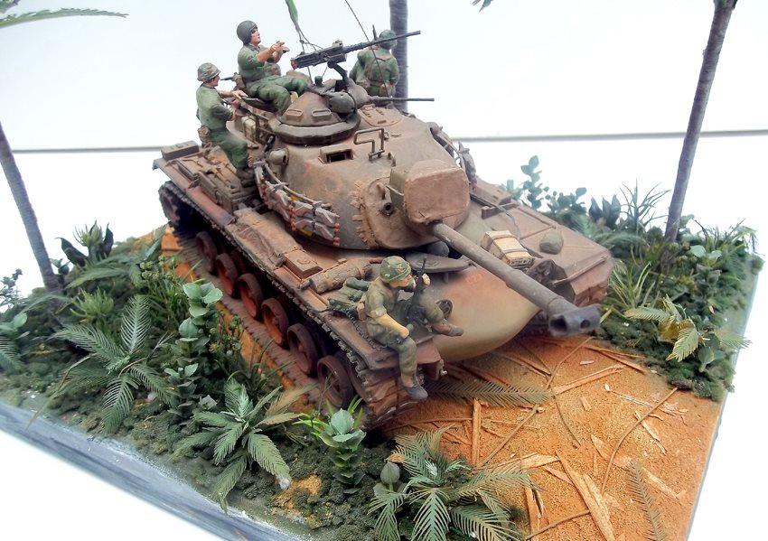 Tamiya 1/35 scale M48 Patton - November 2012 - FineScale Modeler ...