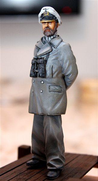 Legend Models 120mm U-boat captain - Online Reader Gallery ...