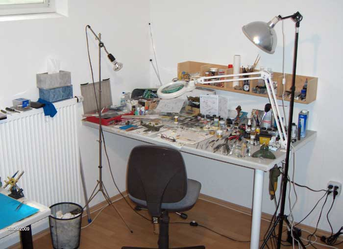 workbench gallery - FineScale Modeler - Essential magazine for scale model builders, model kit ...