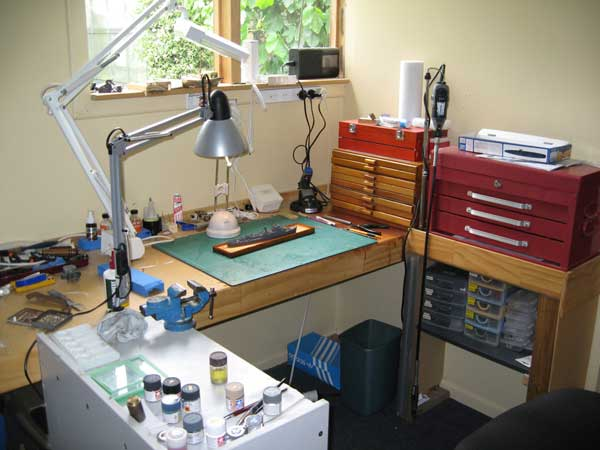 Workbench Gallery Finescale Modeler Essential Magazine